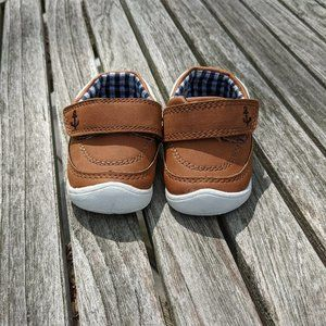 NWOB Carter's Every Step Stage 1 Crawling Shoe